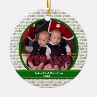 2011 het Ornament van Eerste Kerstmis van