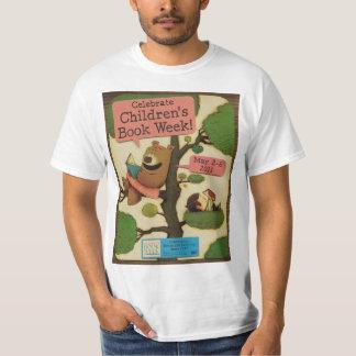 2011 het Overhemd van de Week van het Boek van T Shirt
