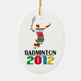 2012: Het Ornament van het badminton
