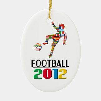 2012: Het Ornament van het football