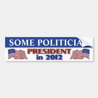 2012 Presidentiële Klantgerichte Verkiezing Bumpersticker