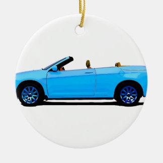 2013 Chrysler 200 Rond Keramisch Ornament
