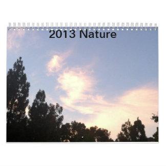 2013 de kalender van de Natuur door CCandLexi