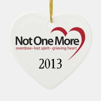 2013 niet Één Meer Ornament