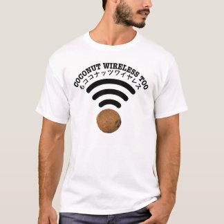 2015 Overhemd van het Ras van de Kokosnoot het T Shirt