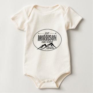 2017 de Overhemden van de Bijeenkomst Morrison - Baby Shirt