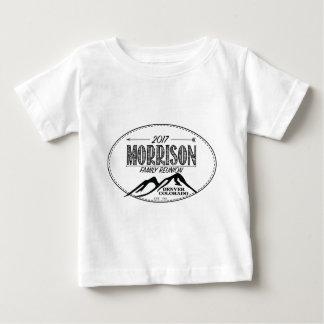 2017 de Overhemden van de Bijeenkomst Morrison - Baby T Shirts