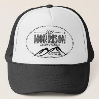 2017 de Overhemden van de Bijeenkomst Morrison - Trucker Pet
