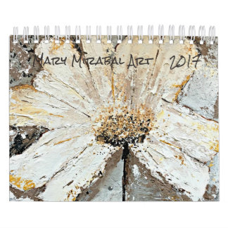 2017 Kalender Mary Mirabal Art