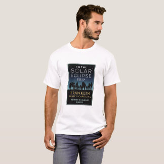 2017 Totale ZonneVerduistering - Franklin, NC T Shirt
