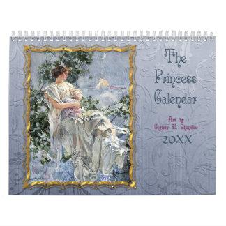 2018 de Kalender van de Prinses