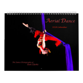 2018 de LuchtKalender van de Dans Kalender