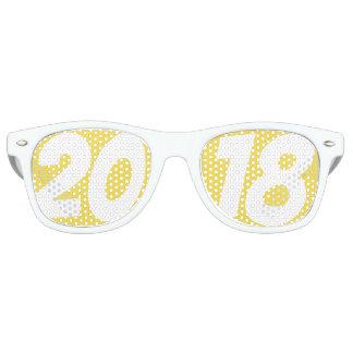 2018 de Zonnebril van de Partij NYE