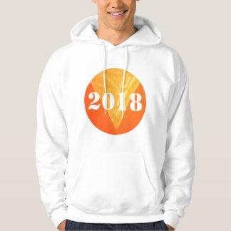 2018 geniet het Fundamentele Sweatshirt Met een