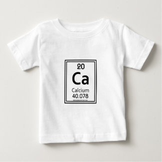 20 calcium baby t shirts