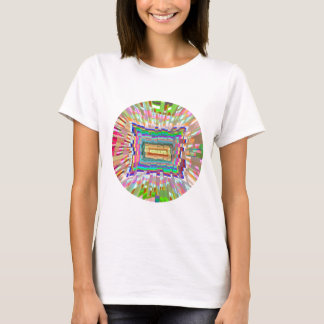 20 perfect Design - Achter, de Voorzijde van de T Shirt