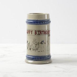 21ste verjaardagsmok bierpul