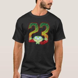 23 de Lijkenetende geest van de leeftijd T Shirt