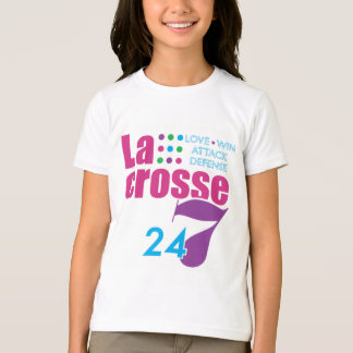 24/7 Lacrosse T Shirt