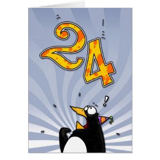 Verjaardag 24 Jaar