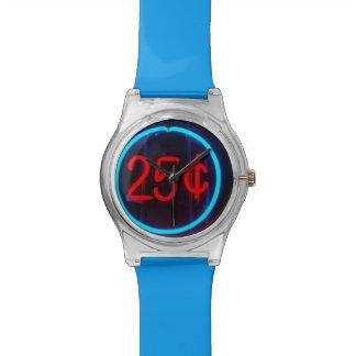 25 Centen Horloge