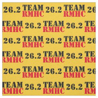 26.2 de Stof van het team RMHC
