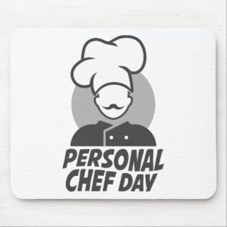 26 Februari - de Persoonlijke Dag van de Chef-kok Muismat