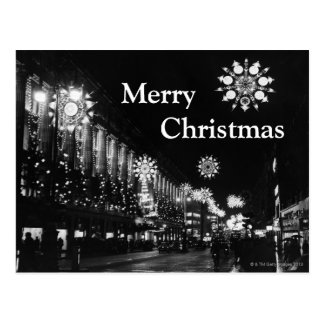 26 November 1960: De Lichten van Kerstmis van de Briefkaart