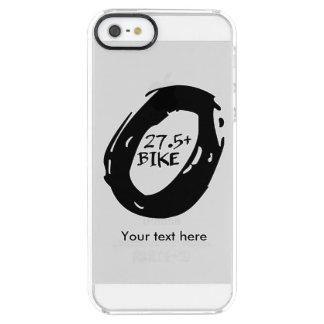 27.5+ DE FIETS VAN DE BERG DOORZICHTIG iPhone SE/5/5s HOESJE