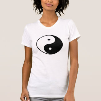 2962-Ying-Yang T Shirts
