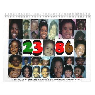 #2 Annie' s Pics., dankt u God 4 die m… Kalender