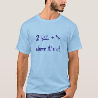2 de T-shirt van draaischijven