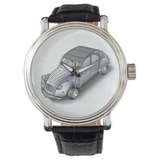 2 het Horloge van cv Citroën
