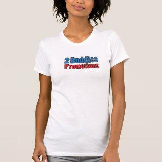 2 het Overhemd van de Dames van de Bevorderingen T Shirt