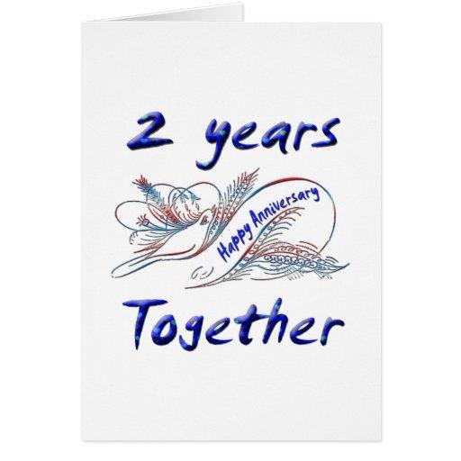 2 jaar samen | Zazzle
