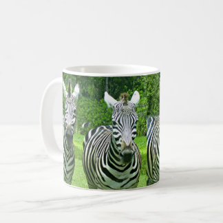 2 leuke Zebras Koffiemok