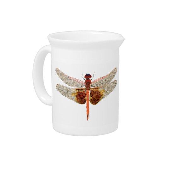 2 libellen pitcher