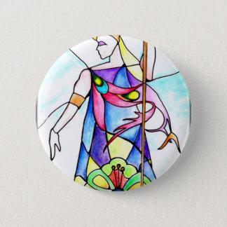 2 - Priestess Ronde Button 5,7 Cm
