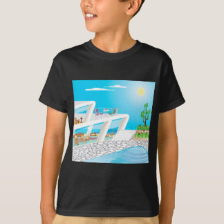 2FloorMansionOceanFront_SMX T Shirt
