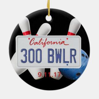 300 Bwlr, de Plaats van de Vergunning van Rond Keramisch Ornament