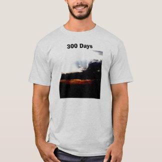 300 dagen - Licht Mannen T T Shirt