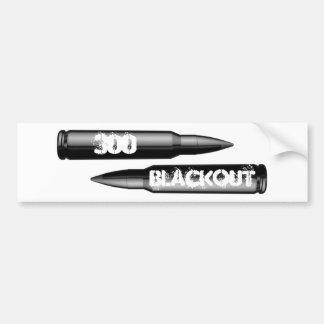 300 elektriciteitspanne munitie bumpersticker