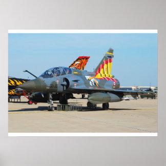 30-PB van de Luchtmacht van de luchtspiegeling Poster