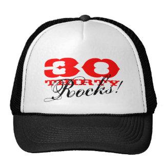 30ste pet   van de Verjaardag Dertig Rotsen!