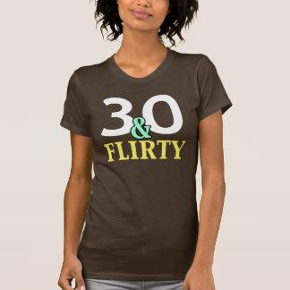 30ste Verjaardag 30 en Flirty