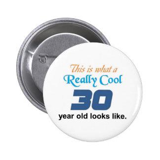 30ste Verjaardag Speldjes