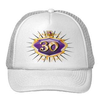 30ste Verjaardag of Jubileum Trucker Pet