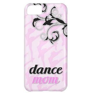 311 de Roze Zwarte van het Mamma van de dans iPhone 5C Hoesje