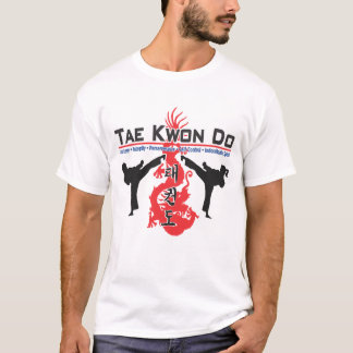 316 Tae Kwon Do T-Shirt