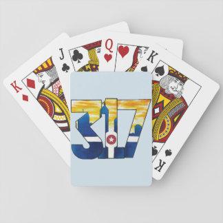 317 speelkaarten